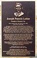 Joseph Ladue plaque.JPG