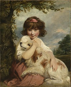 Joshua Reynolds - A Young Girl and Her Dog.jpg
