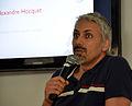 Journée Wikipédia, objet scientifique 2013 Alexandre Hocquet3.JPG