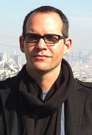 Judd Winick - Winick in San Francisco, January 2011