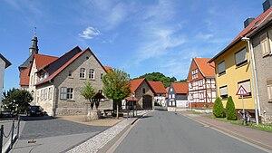 Jützenbach - Image: Juetzenbach Zentrum