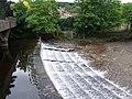 July 2008 - River Don Weir at Oughtibridge Following Flood 'Clean Up' - geograph.org.uk - 877532.jpg