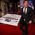 Justin Mayo entertains on the Red Carpet.jpg