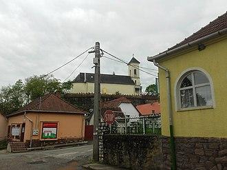 Kács - Image: Kács church