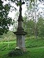 Kříž před kaplí svatého Jana Nepomuckého v Klepáčově (Q72740327) 03.jpg