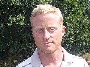 Simon Dyson, winner KLM Open 2009