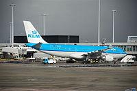PH-AOF - A332 - KLM