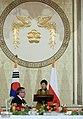 KOCIS Korea President Park Poland State Banquet 02 (10470403516).jpg