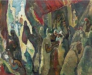 Eugen von Kahler - Image: Kahler Bazaar