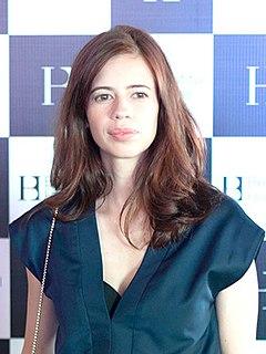 Kalki Koechlin 21st-century Indian actress of French origin