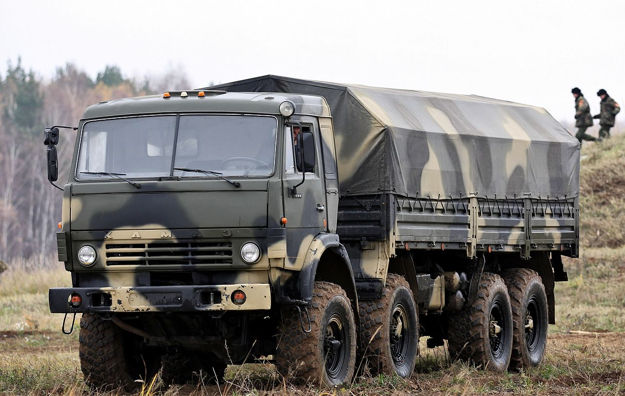 File:KamAZ-6350 truck, 2011.jpg - Wikimedia Commons