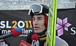 Kamil Stoch Oslo 2011 (training, large hill).jpg