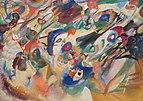 Kandinsky - Entwurf 2 zu Komposition VII PA291213.jpg