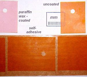 Kapton - Kapton insulating pads for mounting electronic parts on a heat sink