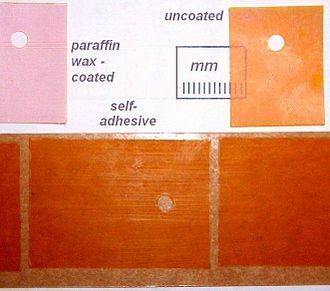 Kapton - Kapton insulating pads for mounting electronic parts on a heat sink