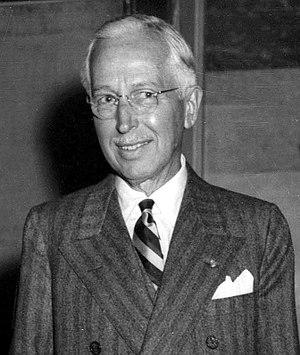 Karl Hoblitzelle - Hoblitzelle in 1952