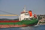 Karsoy cargo on the Bosphorus in Istanbul, Turkey 004.JPG