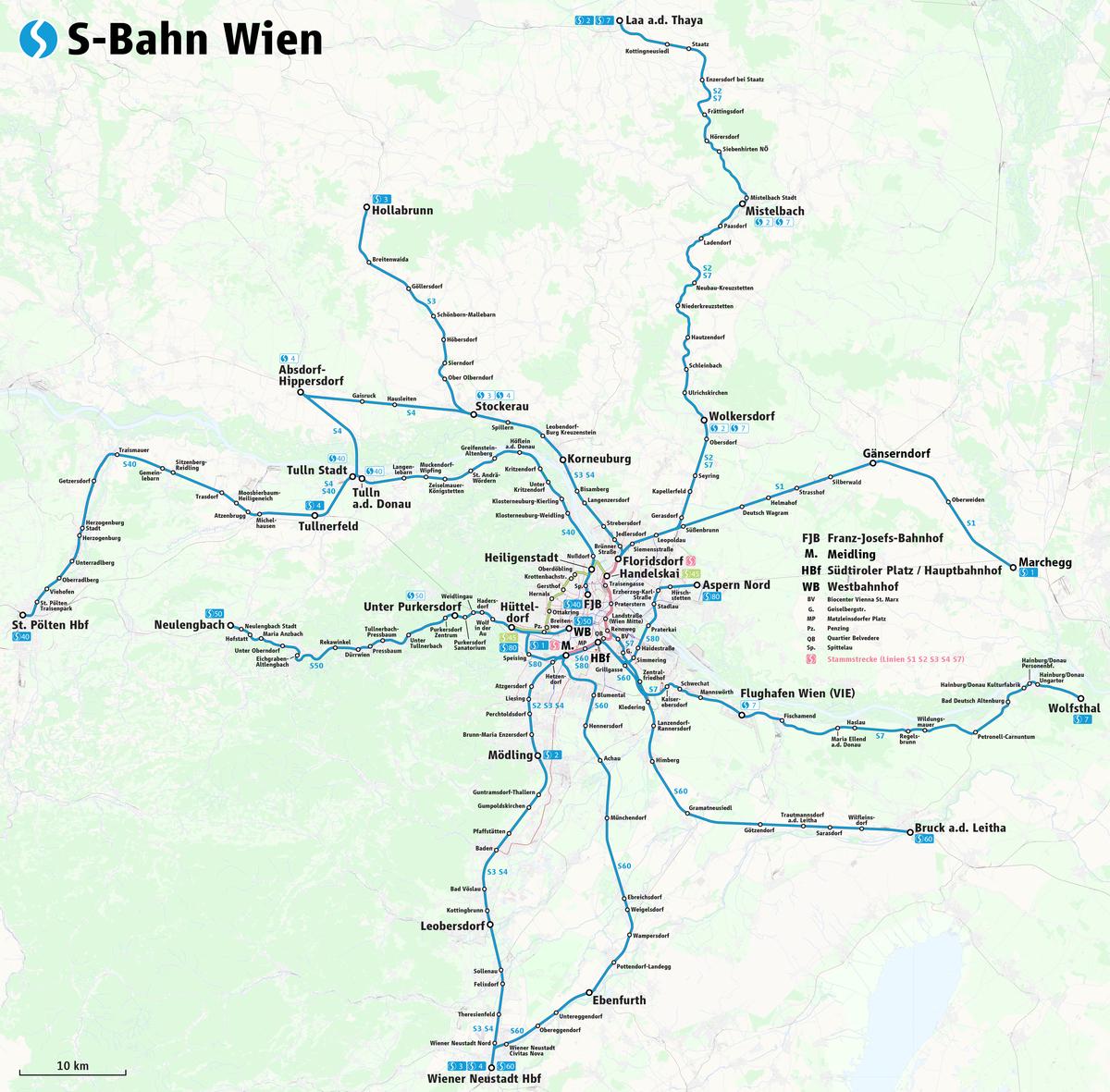 Vienna SBahn Wikipedia