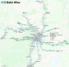 Image illustrative de l'article S-Bahn de Vienne