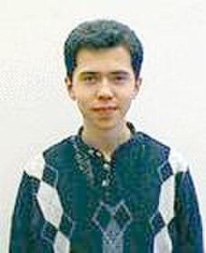 Rustam Kasimdzhanov - Kasimdzhanov 1999 at Porz