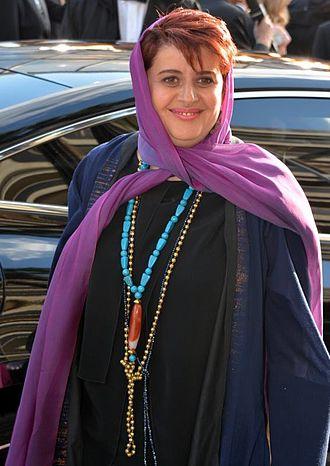 Katayoon Shahabi - Shahabi at the 2016 Cannes Film Festival