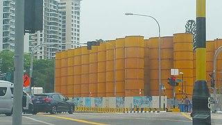 Katong Park MRT station