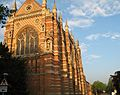 Keble College Chapel from Parks Road.JPG