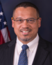 Keith Ellison official portrait (cropped).png