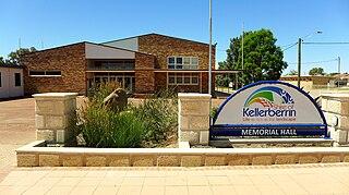 Shire of Kellerberrin Local government area in the wheatbelt region of Western Australia