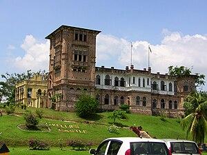 Batu Gajah - Kellie Castle