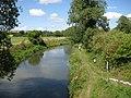 Kennet and Avon Canal at Horton Bridge - geograph.org.uk - 1406941.jpg
