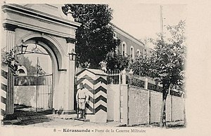 Kerassunde - Gate of the military barracks.jpg