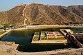 Kesar Kyari Bagh Amber Fort Jaipur - panoramio.jpg