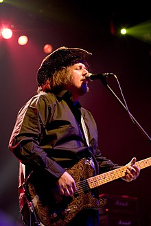 Kevn Kinney at the Roxy (Atlanta, GA) Nov 25, 2005.