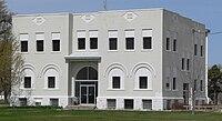Keya Paha County courthouse from SE 1.JPG