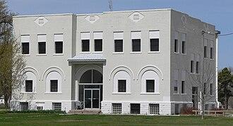 Keya Paha County, Nebraska - Image: Keya Paha County courthouse from SE 1