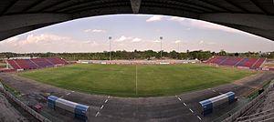 Thai League 1 - Image: Khaopong Stadium