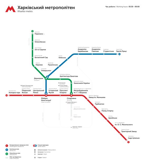 Harkovskij Metropoliten Wikiwand