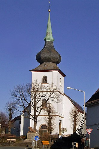 Kierspe - Kierspe - Margarethenkirche (Margarethen church)