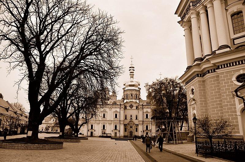 File:Kievskaya Lavra - panoramio (5).jpg