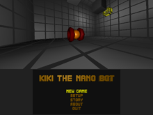 kiki the nano bot
