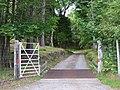 Kilcalm entrance to Gordonbush Lodge - geograph.org.uk - 484570.jpg