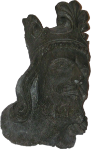 King Magnus VI of Norway. Stavanger Cathedral blank.png