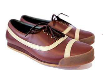 Footwear - Sneakers are a type of footwear