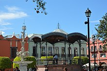 Quer taro city wikipedia 39 s quer taro city as translated for Jardin zenea queretaro