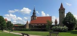 Kirchenburg Ostheim, 2