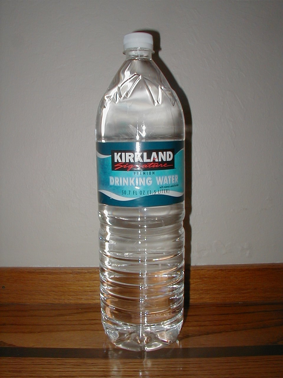 Kirkland Signature Drinking Water 1.5L 20050508