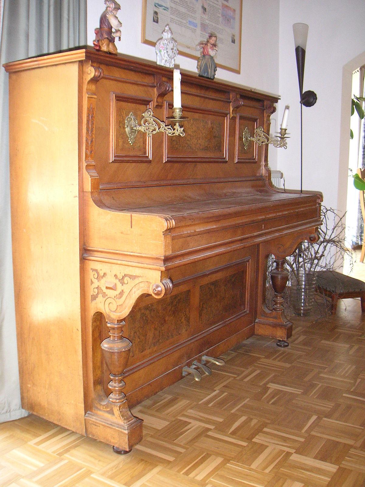 Arab Klavier