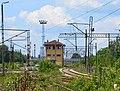 Knurów, Budynek obsługi torowiska (zwrotniczy) - fotopolska.eu (312719).jpg