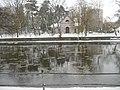 Kołobrzeg, rzeka Paresęta zima 2010, kaplica kościoła Unickiego - panoramio.jpg